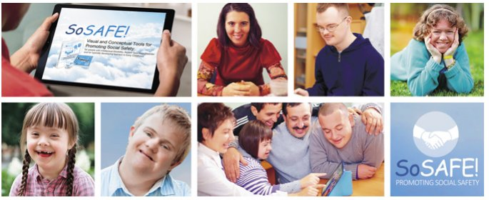 SoSAFE! User Course for parents/ carers/ education and disability professionals