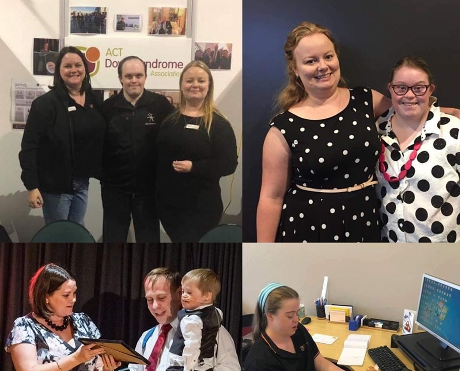 ACT Down Syndrome Association - Finalist for the 2019 Chief Minister's Inclusion Awards
